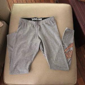 Nike Yoga Running Workout Pants Leggings Sz M